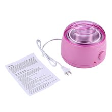 Hair Removal Wax Heater Warmer Hand Epilator Feet Paraffin Wax Machine Paraffine Wax Hotter Pot Warmer Spa Manicure 500ml Kit wax warmer heater mini spa machine paraffin pot hair removal 4pcs kit 100g wax bean professional hand feet body depilatory eu pl
