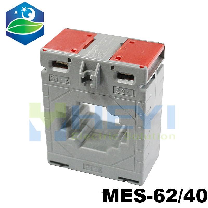 CP трансформатор тока низкого напряжения, однофазный ct тороидный трансформатор тока, трансформатор тока, MES-62/40 250/5A