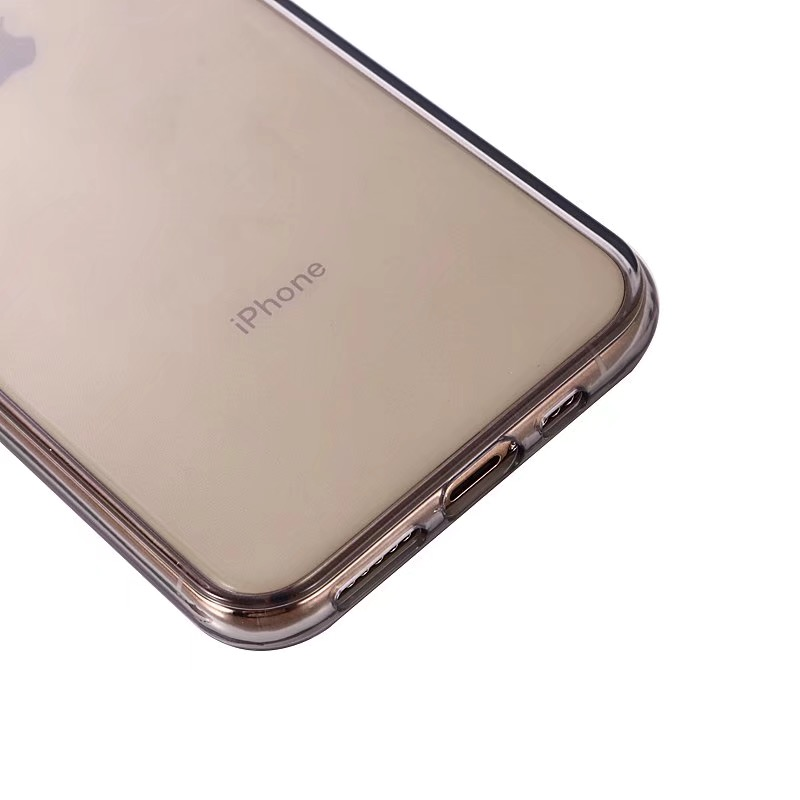 Comanke Transparent Candy Color Silicone Cases for iPhone 11/11 Pro/11 Pro Max 49