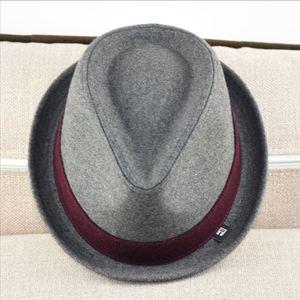 Image 5 - كبير رئيس الرجال قبعات فيدورا كبيرة الحجم أبي الشتاء حفلة رسمية الجاز قبعة الذكور حجم كبير قبعة مصنوعة من الصوف 57 58 سنتيمتر 59 60 سنتيمتر 60 62 سنتيمتر