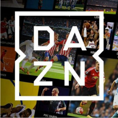 DAZN 1 YEAR Premium For Germany Austria Switzerland Italy Spain Japan Brazil USA Canada