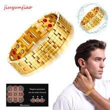 Магнитный браслет для похудения, модные ювелирные изделия для мужчин и женщин, цепочка для потери веса, браслет для здоровья, товары для похудения