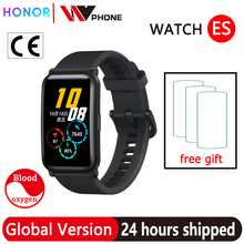 """Global Version Honor Watch ES Smart watch 1.64"""" AMOLED Display Blood Oxygen Heart Rate For Android iOS Bluetooth 5.1 Smartwatch"""