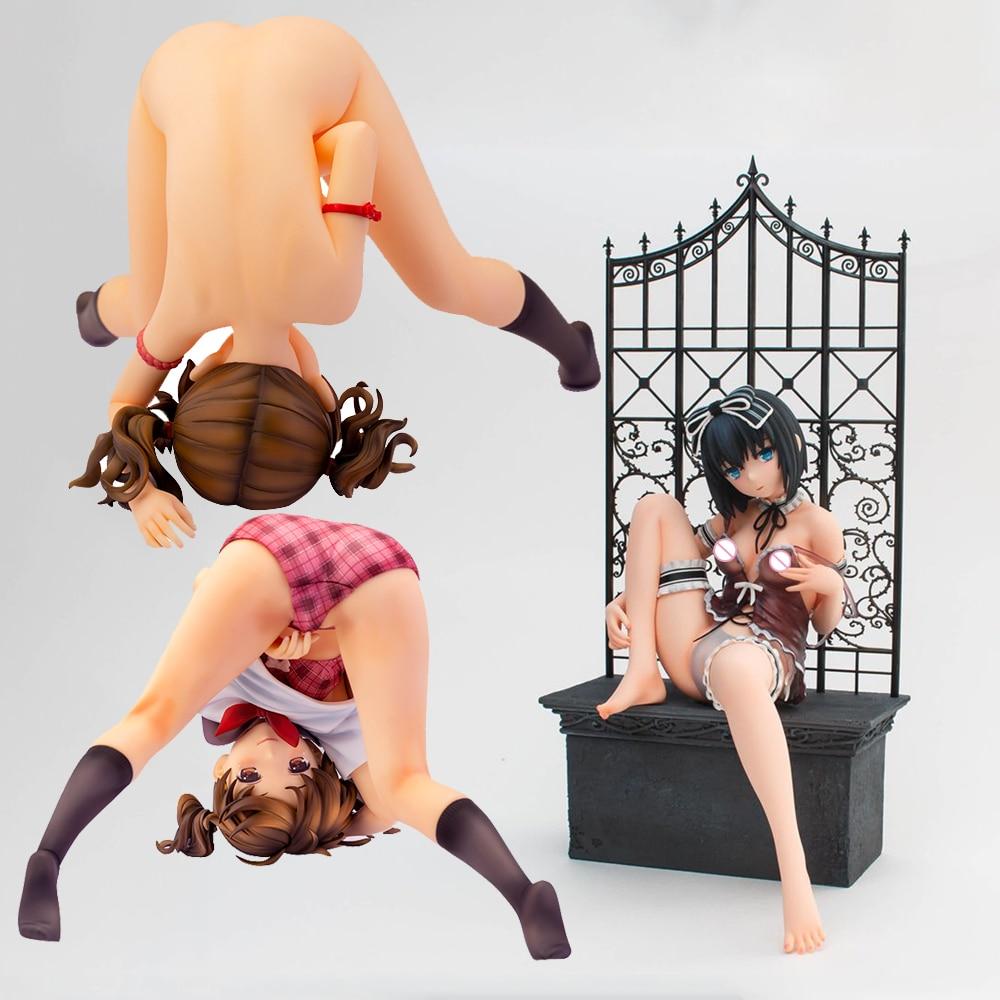 18CM Alphamax Skytube 1/6 Comic nehmen off Sexy mädchen Action Figure japanischen Anime PVC erwachsene Action-figuren spielzeug Anime figuren Spielzeug