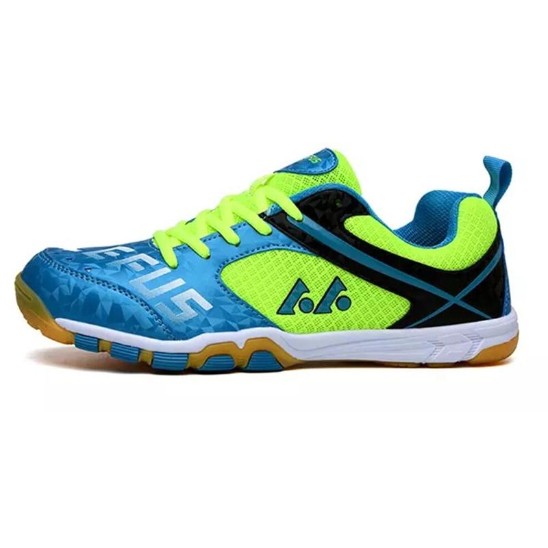 Men Women Non-slip Breathable Table Tennis Shoes Outdoor Sports Training Sneaker Wear-Resistant Sport Shoe
