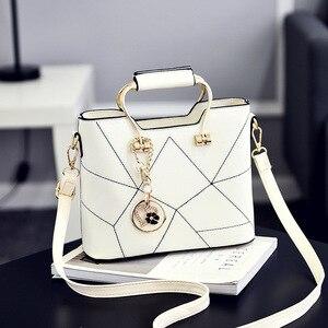 Image 5 - SDRUIAO askılı çanta kadınlar için 2020 bayanlar PU deri çantalar lüks kaliteli kadın omuz çantaları ünlü kadın tasarımcı çanta