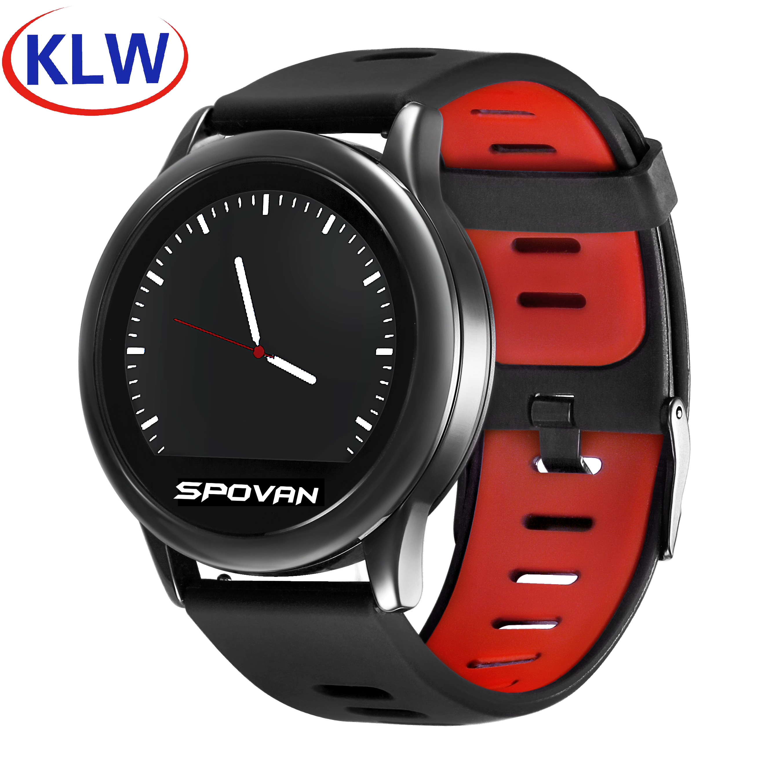 IP67 waterproof dual cpus sports Smart watch SW001 smart step counter Android Bluetooth IOS long standby sports watch image