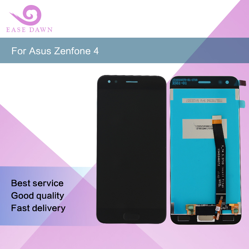 For Asus Zenfone 4 ZE554KL Z01KD LCD IPS screen LCD Display Screen+Touch Panel Digitizer Assembly For Asus Display Original