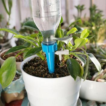 Automatyczne nawadnianie kroplowe System nawadniania podlewanie Spike rośliny ogrodowe podlewanie kwiatów zestawy domowe automatyczne Waterers