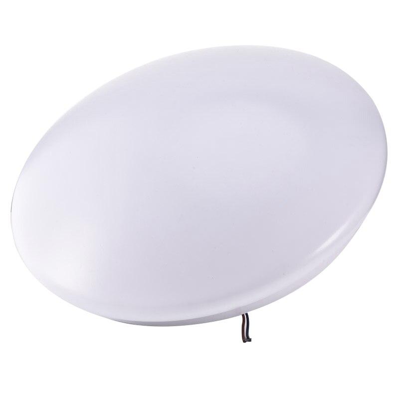 HLZS-60W Rgb Ceiling Lamp Brake Light WiFi Smart Voice Control Living Bedroom,for Amazon Alexa for Google Home, AC85-265V