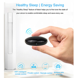 Image 5 - FrankEver Smart IR Remote Control WiFi IR Blaster Controller Universal Repeater Hub Work with Alexa Tuya APP Smart Household