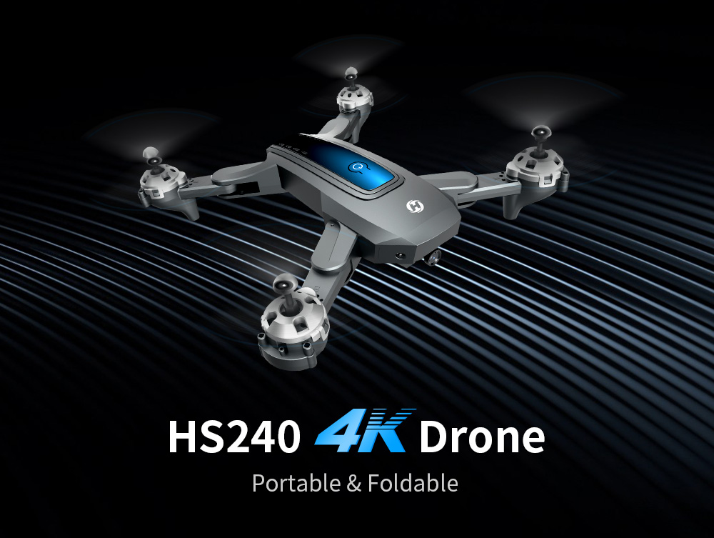 Holy Stone HS240 Foldable Drone 4K Camera