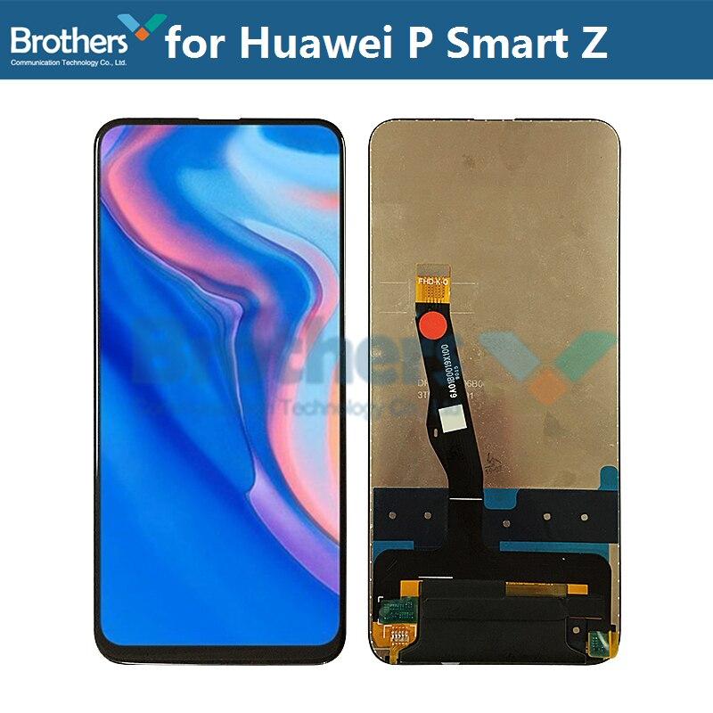 Écran LCD pour Huawei P Smart Z LCD écran tactile numériseur pour P Smart Z STK-LX1 LCD assemblage 6.59 ''pièce de réparation testée