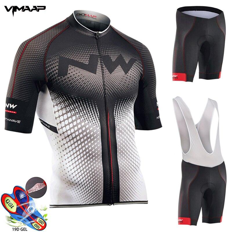 2020 Pro équipe rapide étape cyclisme Maillot 19D bavoir ensemble vélo vêtements Ropa Ciclism vêtements de vélo vêtements hommes court Maillot Culotte