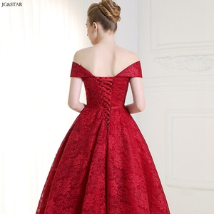 Image 5 - Turquoise Royal Blue Pink Red Green Bridesmaid Dress Tea Length vestidos de dama de honor para boda robe demoiselle dhonneur