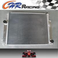 Doble radiador central de aluminio para BMW E36 M3/Z3/325TD/328i/323i/320i/s/c/es de 1992-2000