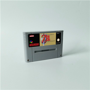 Image 1 - Zeldaed Series Games A Link to The Past Parallel Worlds Goddess of Wisdomed BS Zeldaed Remix   ARPG Game Cartridge EUR Version