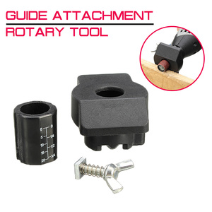 For Dremel and Hilda Sanding Grinding Guide Attachment Rotary Tool Accessories Mini Drill For Woodworking DIY