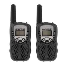 2pcs/set children's walkie talkie kids radio 22Channel baofeng BF-T3 for children kid gift BFT3 Portable Two-Way Transceiver(China)