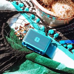 Image 5 - DOSS Genie taşınabilir bluetoothlu hoparlör IPX4 Mini kablosuz hoparlör Stereo temiz ses kutusu ile dahili mikrofon hediye mevcut