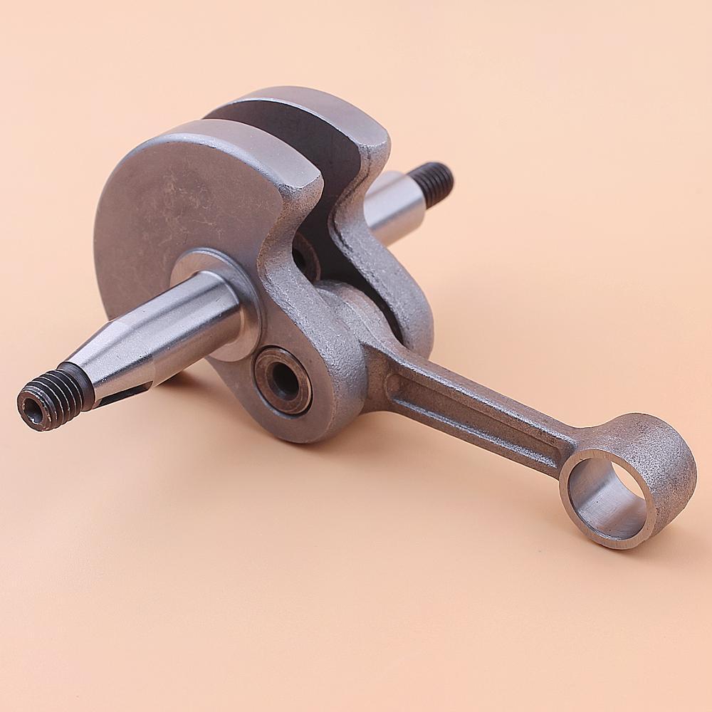 Crankshaft For Stihl FS120 FS200 FS250 FS300 FS350 Trimmer Brush Cutter 4134 030 0400