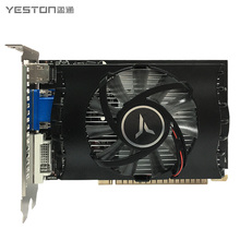 Yeston GeForce GT730 2GB GDDR5 Graphics cards Nvidia pci express 3.0 Desktop computer PC video gaming graphics card