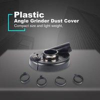 7 인치 앵글 그라인더 건식 범용 표면 연삭기 커팅 집진기 슈라우드 커버 전동 공구 액세서리