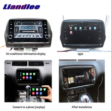 Car Multimedia Android Player For Chevrolet Camaro 2010 2011 2012 2013 2014 2015 radio acce