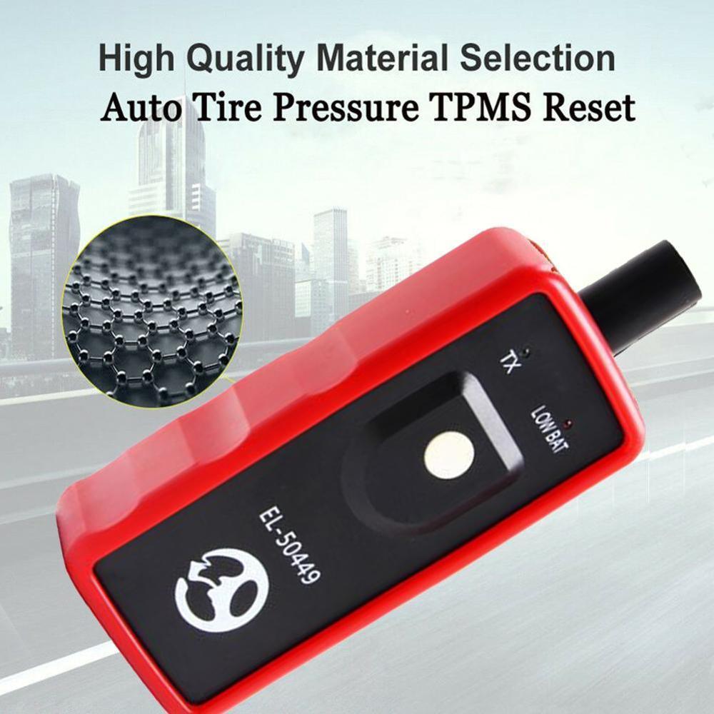 NEW Automobile Tire Pressure Monitor Sensor Scanner EL50449 EL50448 TPMS Reset Tool EL-50449 For Ford EL-50448 For Opel For GM