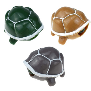 Retractable Turtle Shape Toy Perfect Interesting Relief Gameplay image