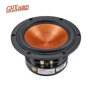 5.25 inch Mid Bass Woofer Speaker Unit Midrange Loudspeaker Alumina Ceramic 8Ohm 40W Home Theater Hifi 1PC