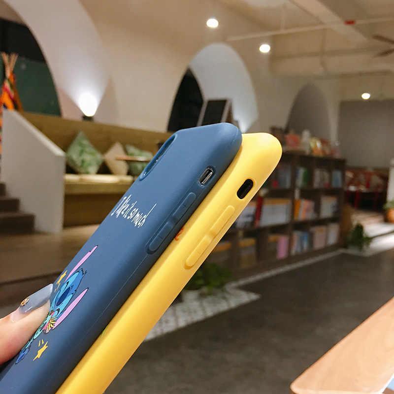 การ์ตูน Minions สำหรับ Samsung Galaxy A30 A50 A20 A10 A70 30 50 20 40 10 โทรศัพท์รูปแบบ 2019 กรณีซิลิโคนปกหลัง