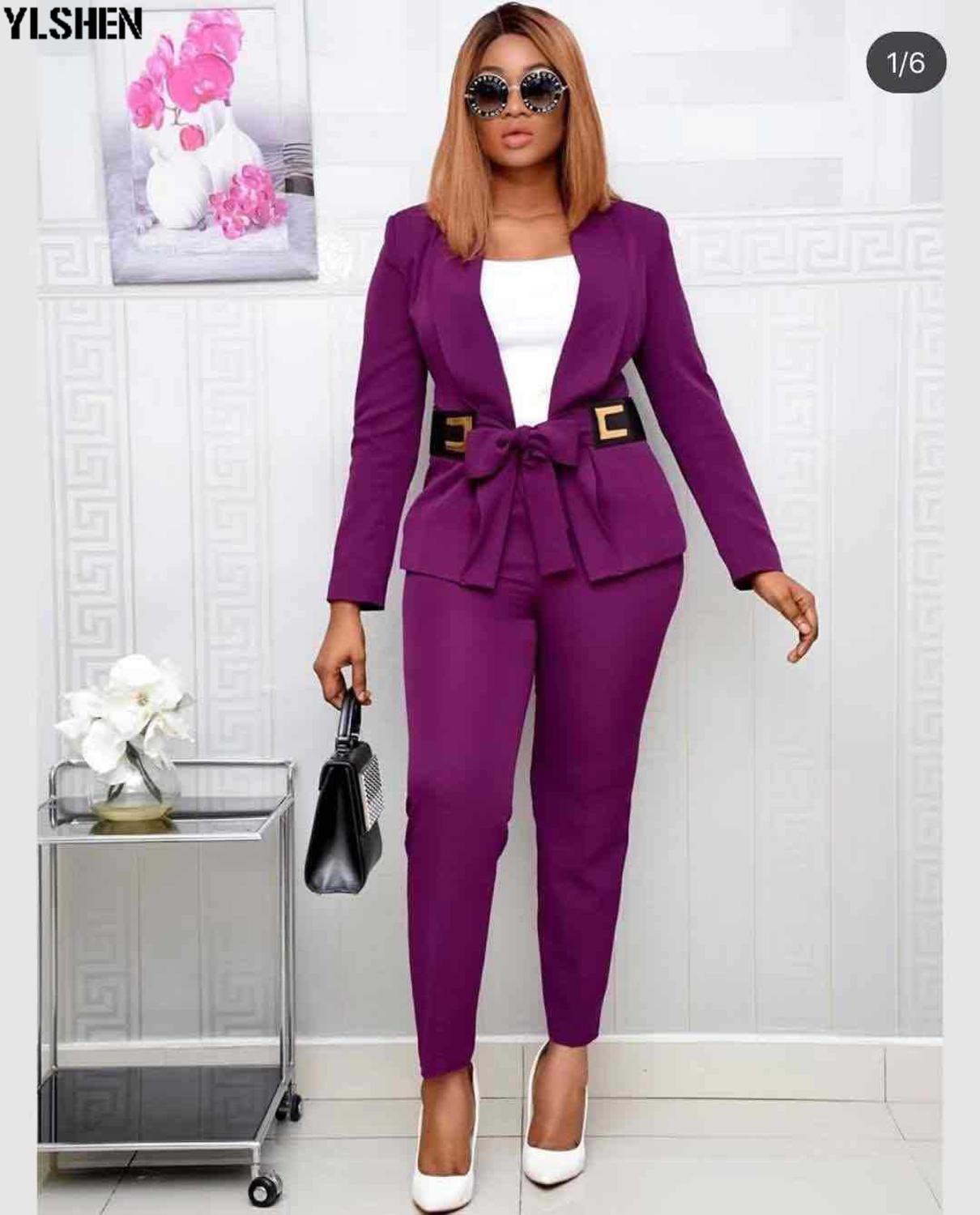2 Two Piece Set Women Tracksuit Style Festival Clothing African Clothes Plus Size Outfits Tops +Pants Sweat Suit Matching Sets