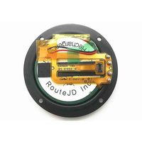 Latumab dla Garmin Fenix 2 zegarek gps akumulator litowo jonowy z dolna pokrywa w Ekrany LCD i panele do tabletów od Komputer i biuro na