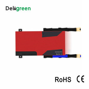 4S 8 s 12 s 13 s 15 s 16 s 20 s 250a bms para o bloco da bateria lifepo4 do lítio com corrente alta da descarga da carga