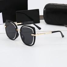 Women Cat Eye Sunglasses Women Square Gl