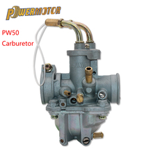 Carburetor PW50 Dirt-Bike Powermotor Foryamaha QT50 50-Yf60 1981-2009