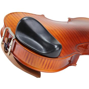 Ergonomic design for 4/4 4/3 Violin Shoulder Rest Universal Violin Pads with Suction Cup Shoulder Stand Violin Parts Accessories irin adjustable violin plastic shoulder rest for 1 2 1 4 1 8 fiddle violin violino musical instrument parts accessories