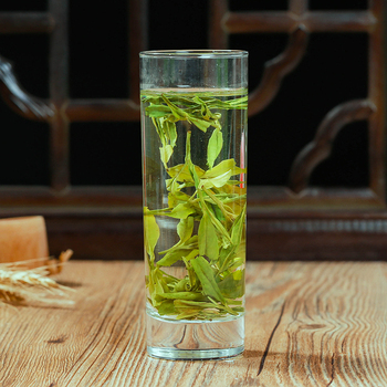 Famous Good quality Dragon Well Spring Green Tea Dragon Well tea for health care Tender Aroma Free Shipping 2