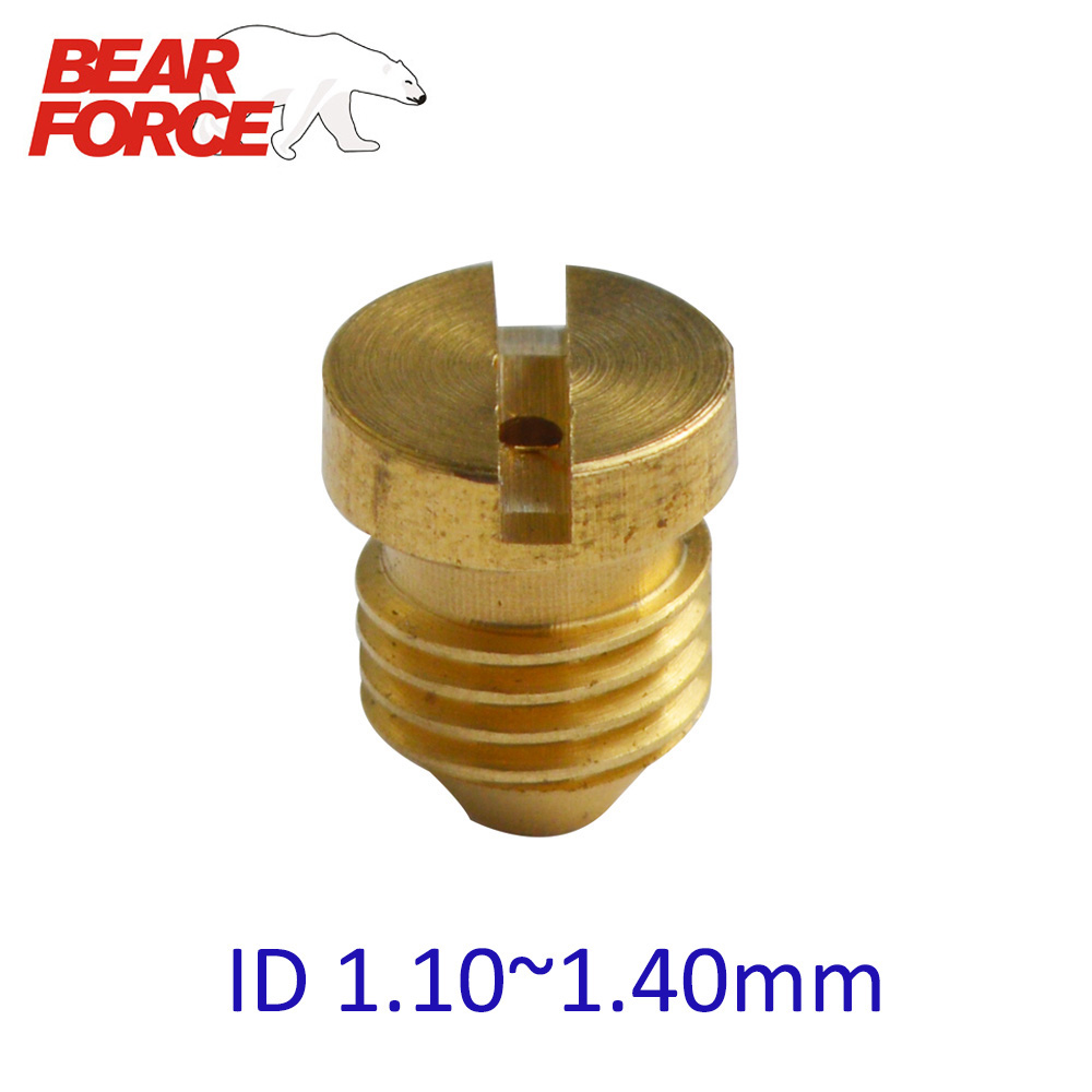 Nozzle Tip Brass Tip Nozzle For Foam Generator/ High Pressure Washer Snow Foam Lance / Foam Cannon / Pressure Washer Foam Nozzle