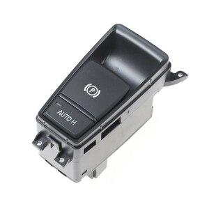 Image 3 - For BMW X5 X6 E70 E71 E72 Electric Parking Brake Control Switch Auto Hold EMF Button for E70 E71 E72 X5 X6 OE 61319148508