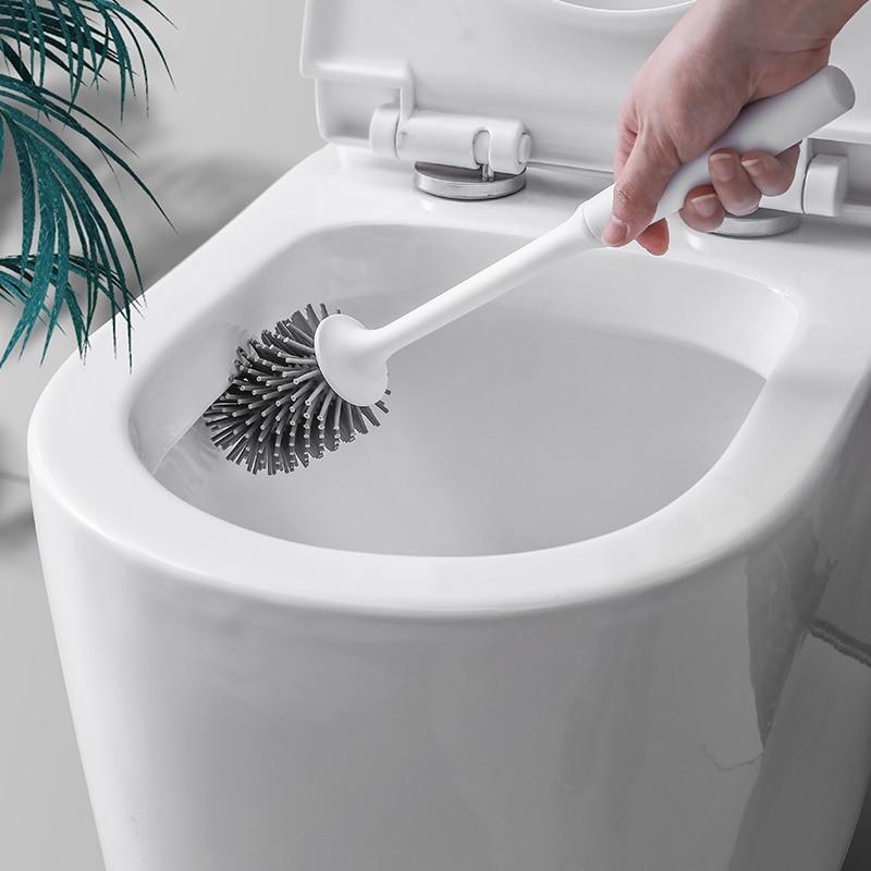 Mega Sale #0c78c - Silicone Brosse De Toilette Avec Soies ...