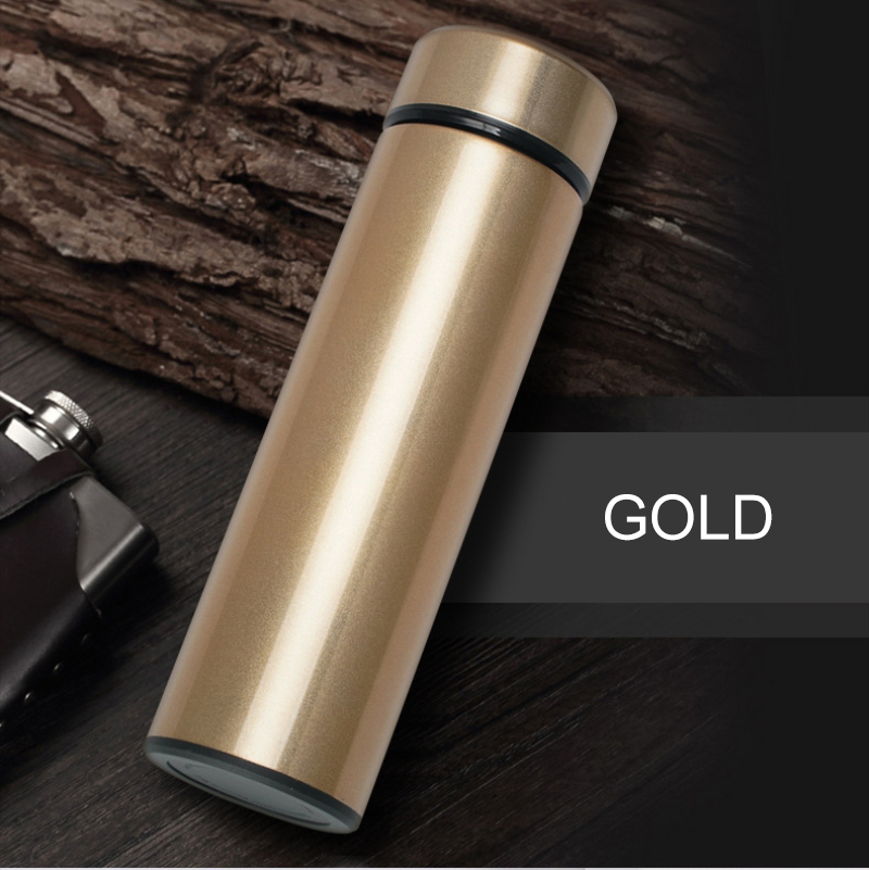 500ml Stainless Steel Vacuum Bottle With Intelligent Temperature Display 16