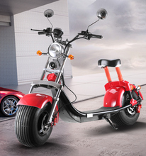 Europe Warehouse Stock Citycoco 1500w Scooter with Removable 20AH Lithium Battery EEC/COC Road Legal Riding Vehicle