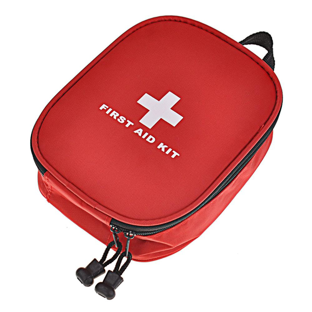 Empty Large Survival Medical Bag First Aid Kit Bag Emergency Travel Bag For Home, Vehicle, Travel, Office, Workplace, Childcare