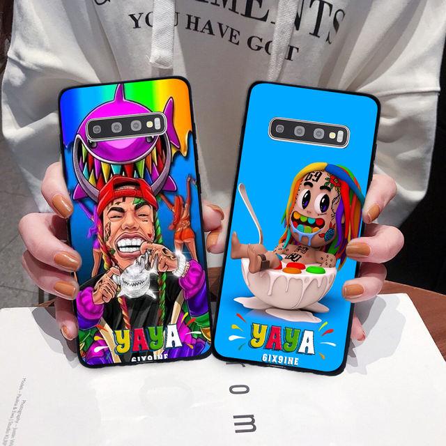 6IX9INE SAMSUNG PHONE CASE (13 VARIAN)