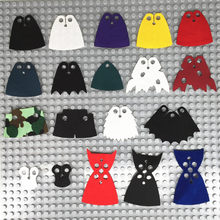 City Figures Clothes Wear Accessories Friends Girls Cape Princess Skirt Coat Cloak Boys Shirt Clothing DIY Blocks MOC Bricks Toy(China)