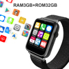 LEMFO LEM10 4G Smart Watch Men Phone Android 7.1 3GB+32GB Support GPS / WiFi / SIM card / Heart Rate Monitor Camera Smartwatch 5