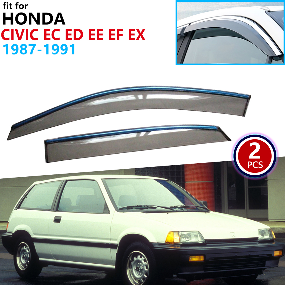 CR-X Base//DX// HF//Si 1988-1991 Silicone Radiator Hose Fit Honda Civic//CRX EE EF