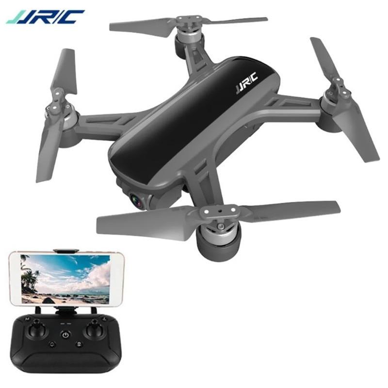 JJRC X9P RC quadrirotor Drones double GPS héron 5G WiFi 4K HD caméra cardan hélicoptère 1KM FPV 2 axes cardan Drone en plein air jouet cadeau